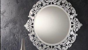 Metal Saat & Ayna